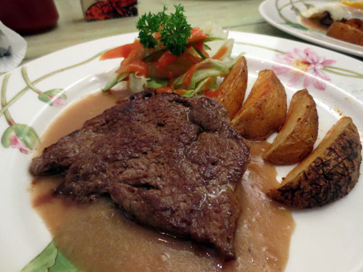 Steak sirloin