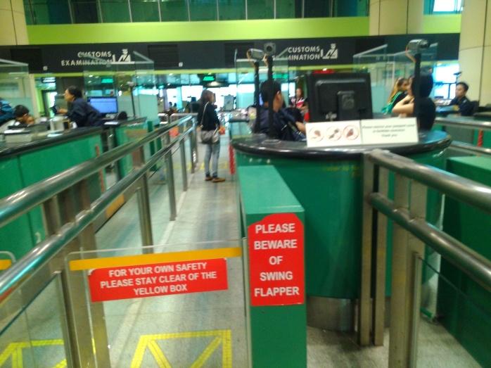 Imigrasi Singapura