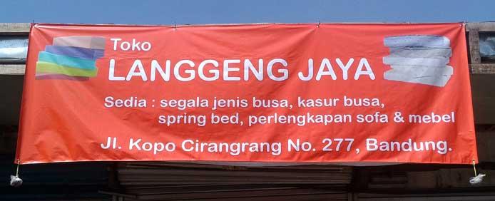 Toko Busa Langgeng Jaya